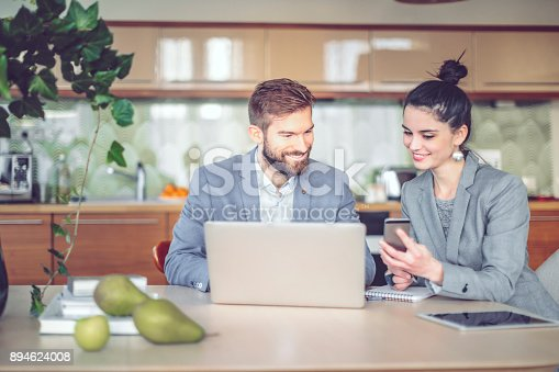 684006316istockphoto Home office 894624008