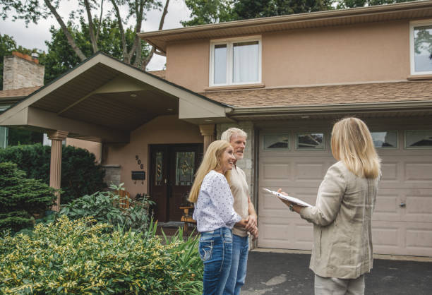 Home Ownership stock photo