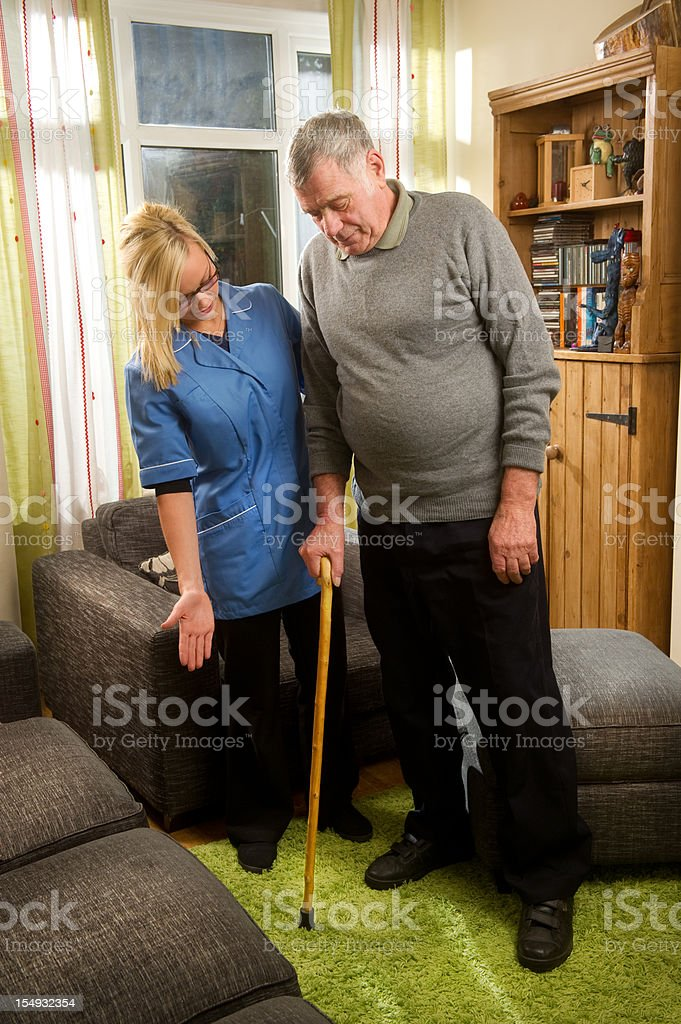 home physio stock photo