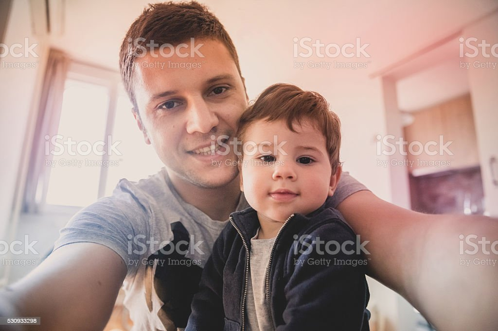 Home pleasures stock photo