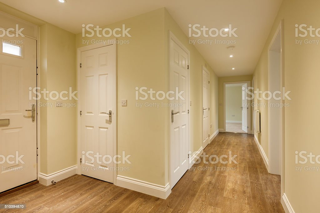 Home Reception Hall stock photo
