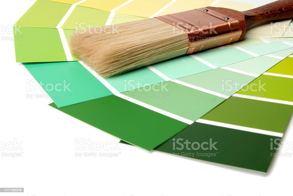 Home redecoration royalty-free stock photo