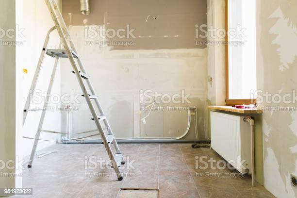 Home renovation concept kitchen in process of repair and renovation picture id954923622?b=1&k=6&m=954923622&s=612x612&h=lie7u mjwcgm1n6sopmav0rp8aimxn6s3gvug7webx8=