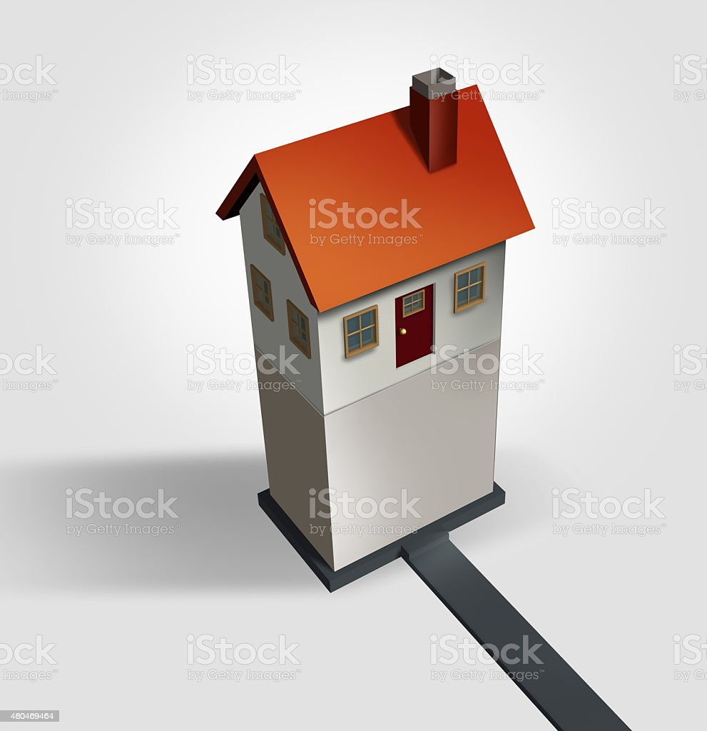 Home Renovation Problem stock photo