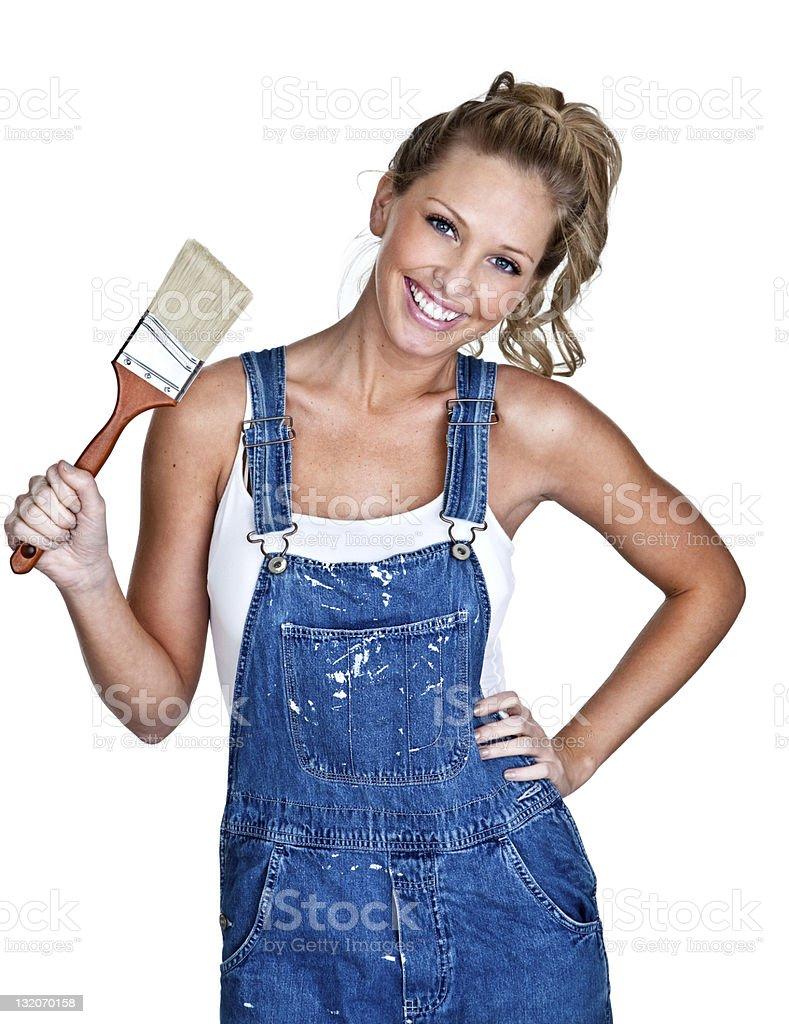 Home repair concept stock photo