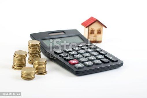 istock Home savings 1043426174