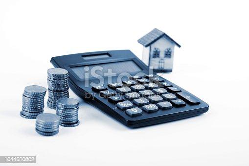 istock Home savings 1044620802