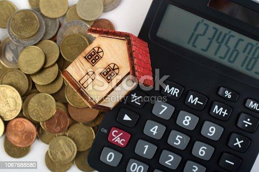 istock Home savings 1067688580