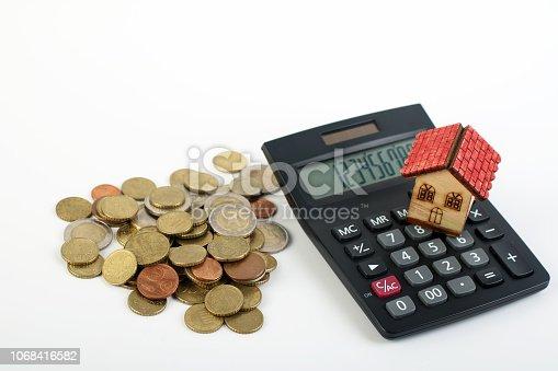 istock Home savings 1068416582