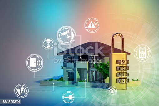 istock home security system abstract image visual 684829374