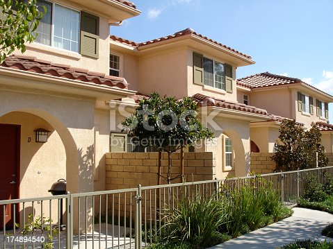 Home development in Southern California