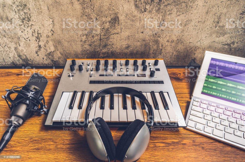 Home Studio Music Production Songwriting Digital Audio