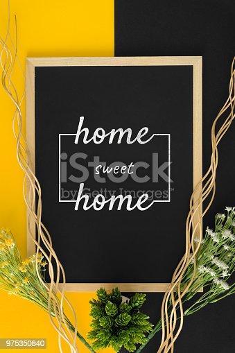 istock Home sweet home. 975350840
