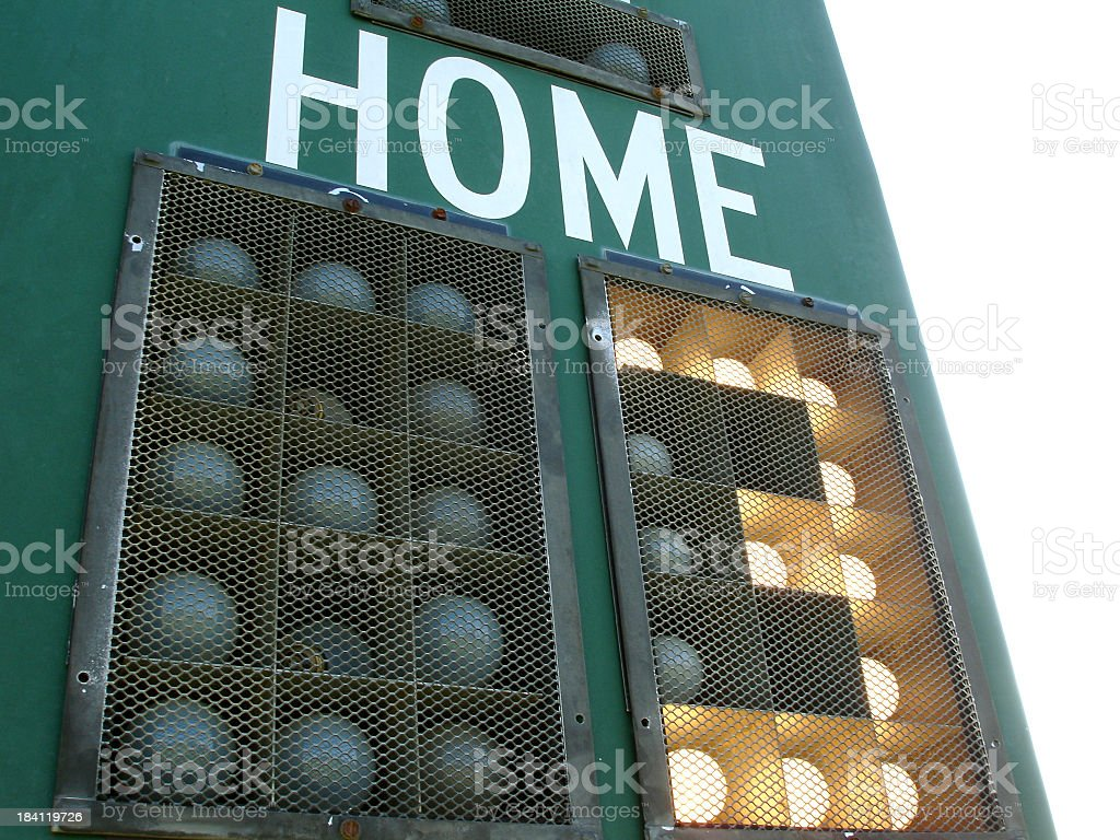 Home Team royalty-free stock photo