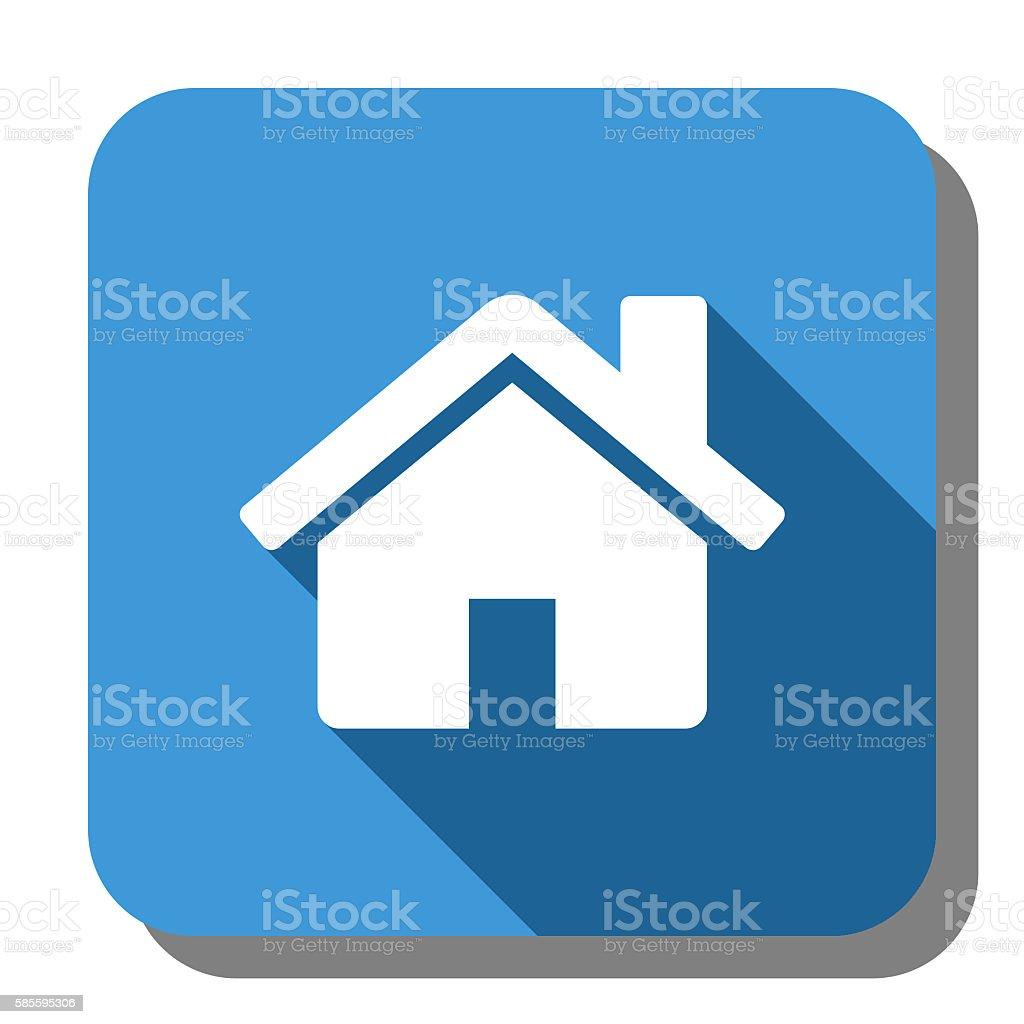 home vectoral icon stock photo
