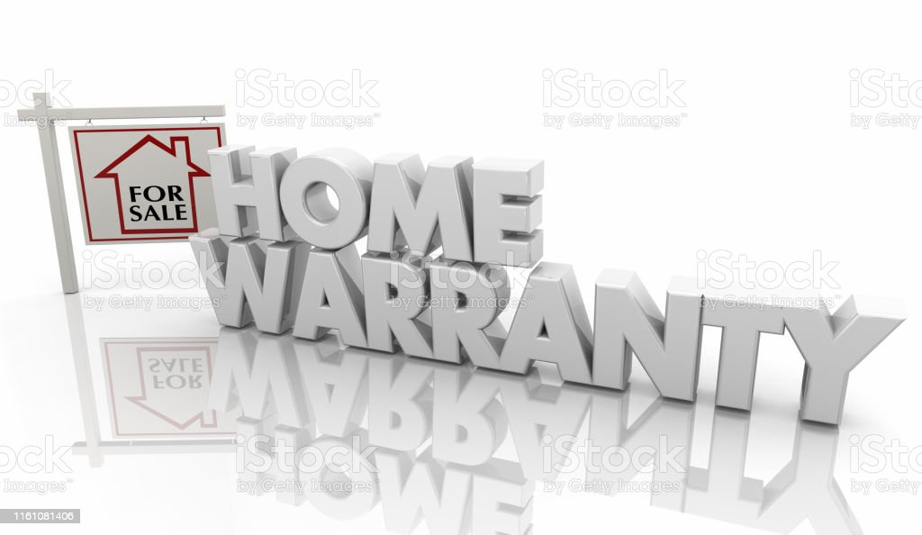 Home Warranty Guarantee Insurance Policy Sign 3d Illustration Stock Photo Download Image Now Istock