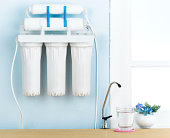 Home water filters type