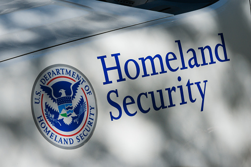 Homeland Security Stock Photo - Download Image Now