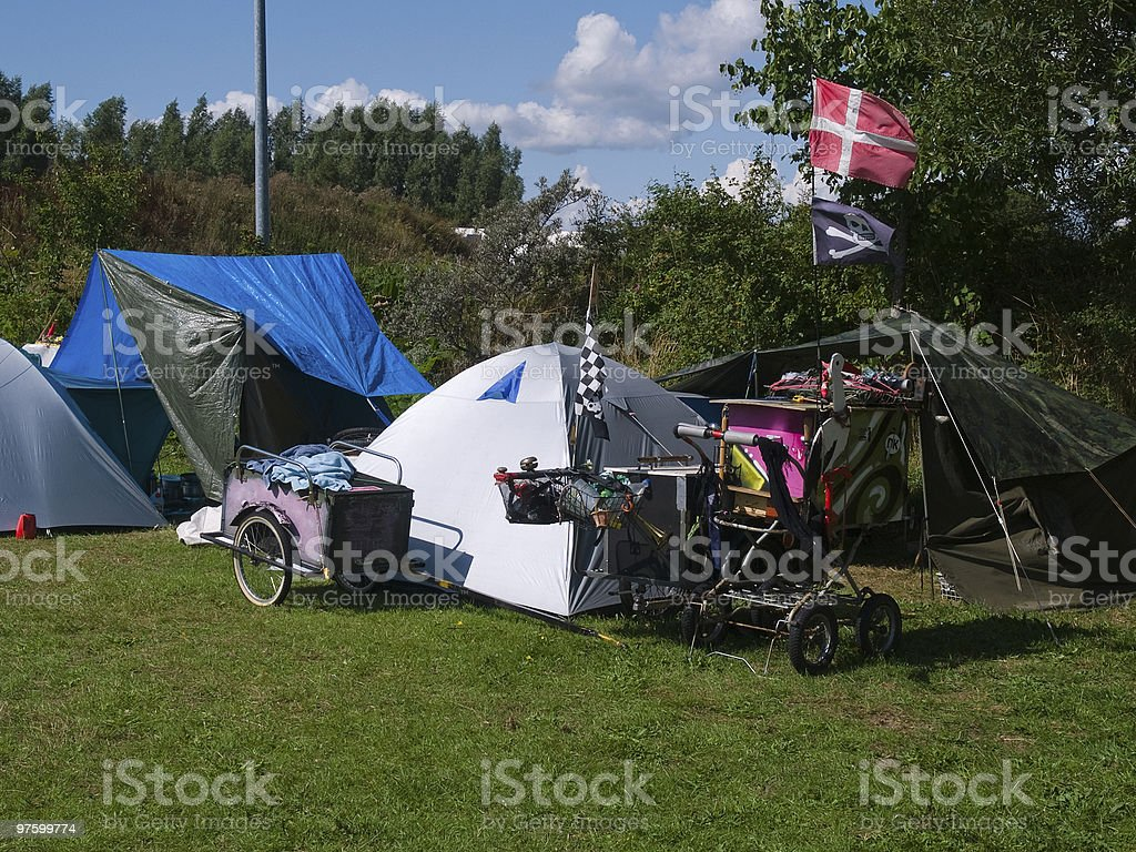 Homeless vagabond drifters background royalty-free stock photo