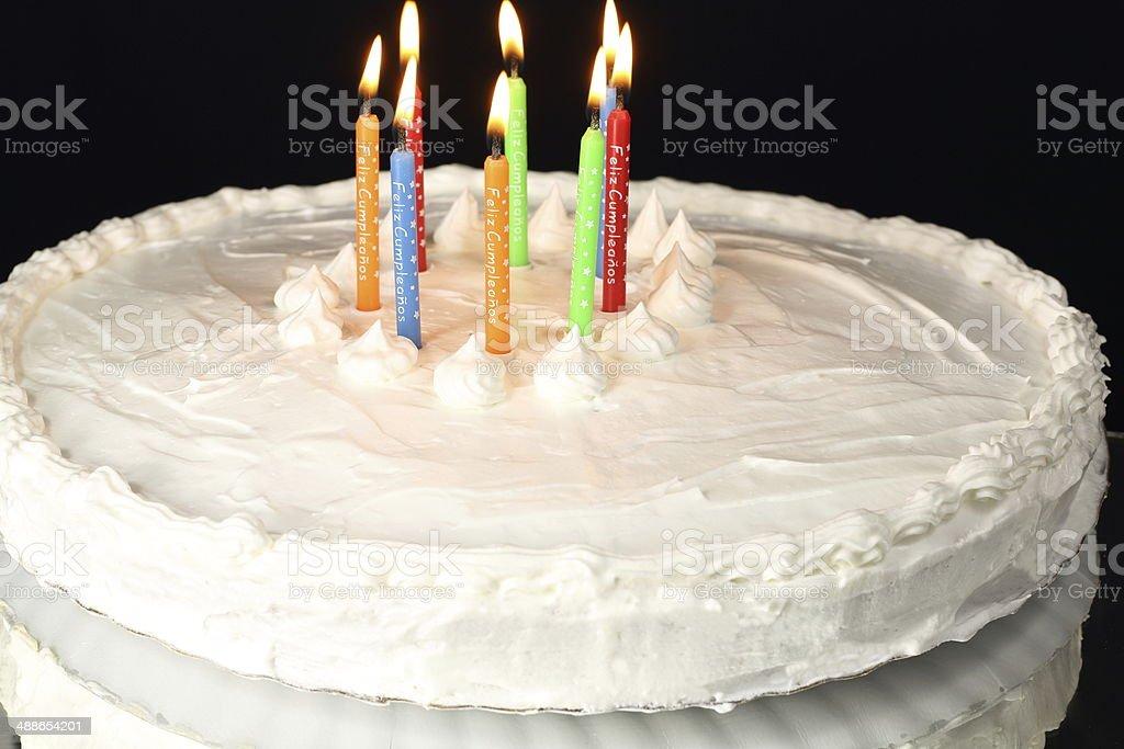 Marvelous Homemade Birthday Pound Cake Stock Photo Download Image Now Istock Birthday Cards Printable Giouspongecafe Filternl