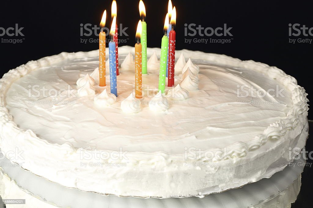 Homemade Birthday Pound Cake foto