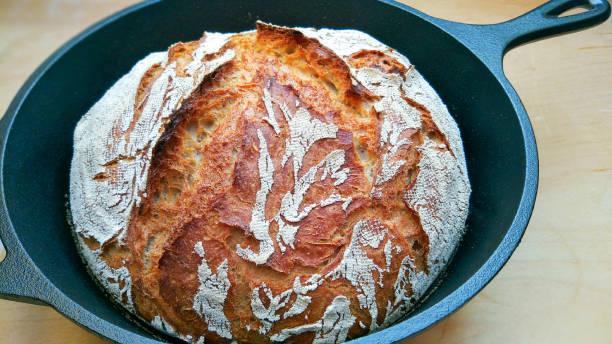 Hausgemachtes Brot – Foto