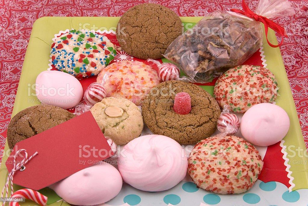 Dolci Di Natale Fatti In Casa.Biscotti Di Natale Fatti In Casa Bastoncini Di Zucchero