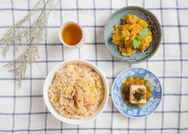 Homemade food stock photo