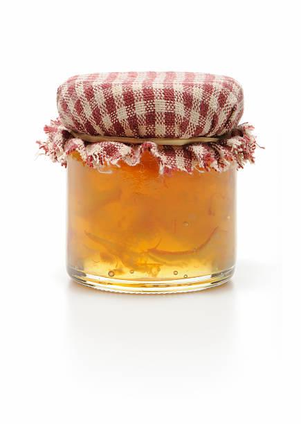 frasco de marmelada - jam jar imagens e fotografias de stock