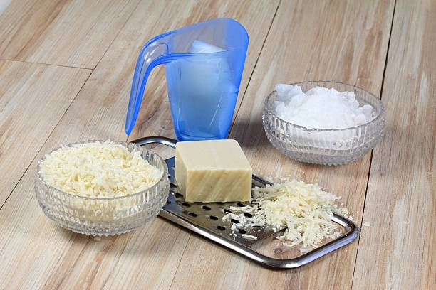 Grate Your Bar of Soap