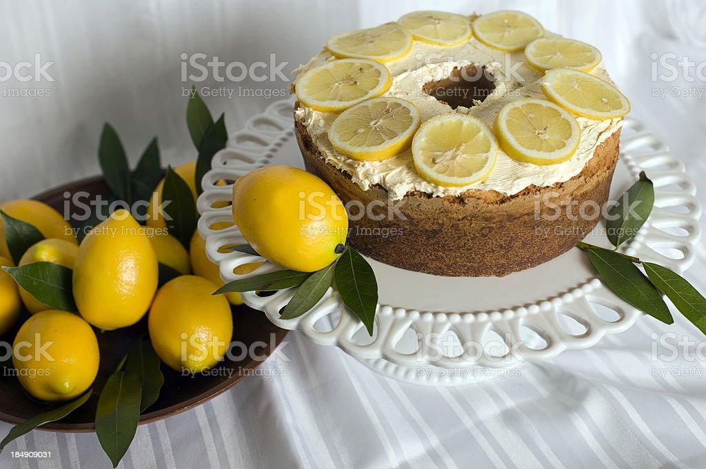 homemade Lemon Pound Cake foto