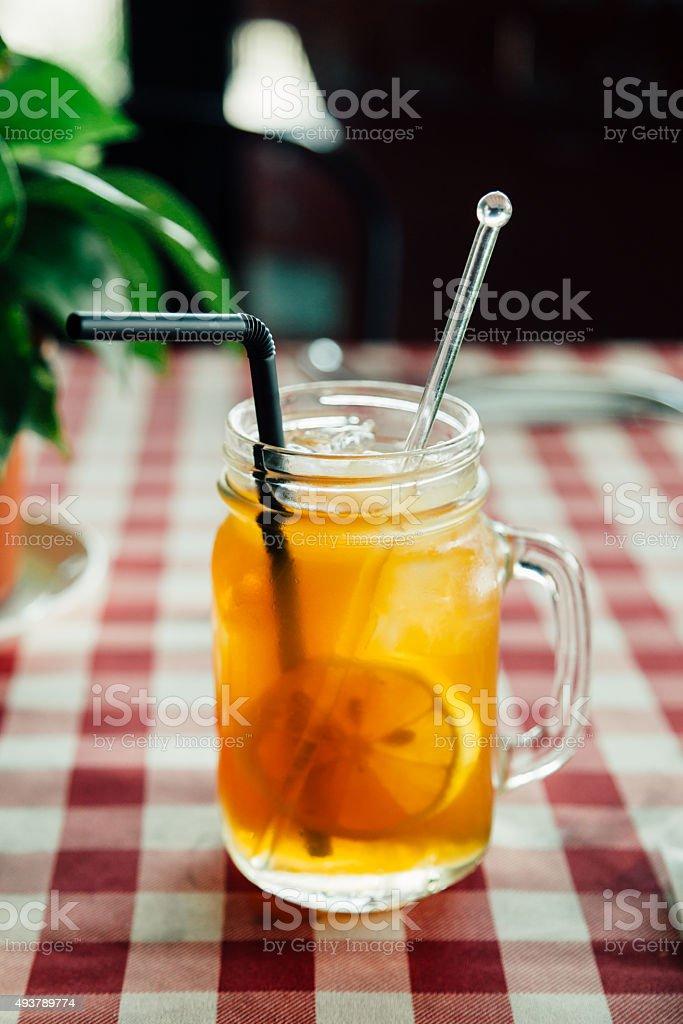 Hausgemachte Limonade – Foto