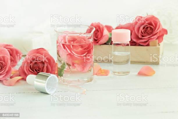 Homemade rose facial tonic glass jar of flower attar bottle pippette picture id645045166?b=1&k=6&m=645045166&s=612x612&h=whlw xw7cerlsudeur fga1983audubs3gvs6jjxk4g=