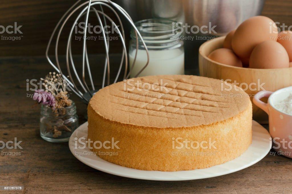 kuchen mit eiern