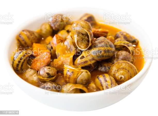 Homemade stewed escargots with chorizo picture id1131983016?b=1&k=6&m=1131983016&s=612x612&h=docihz1yuqxt0azrixzuyek7b 4omegmkvhtmntjbck=