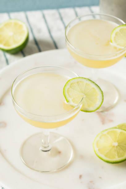HausgemachteVokda Gimlet Cocktail – Foto