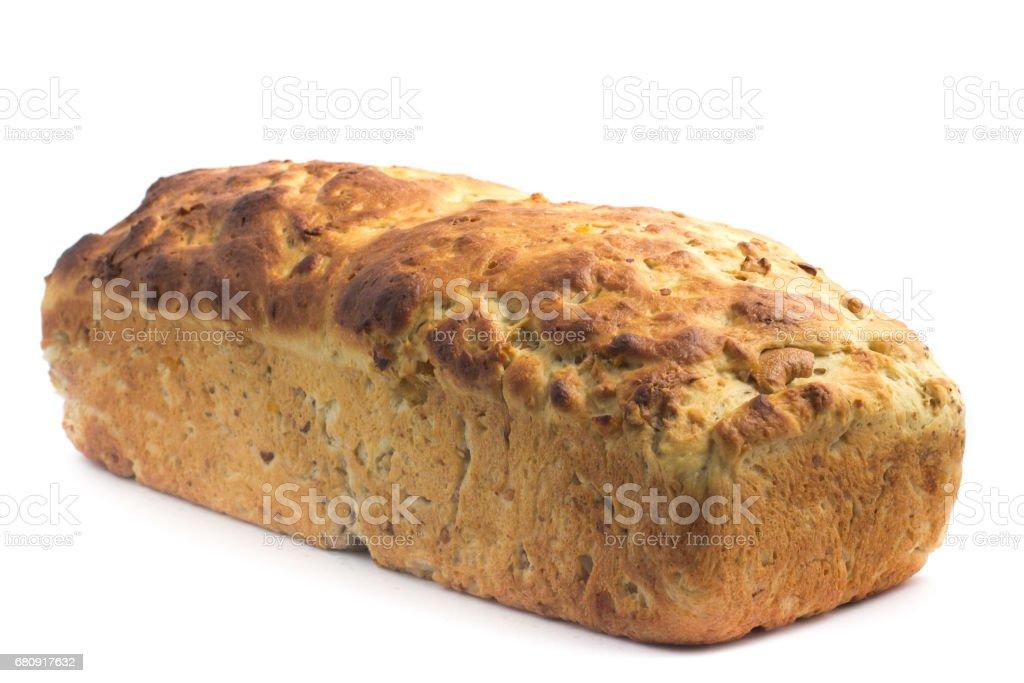 Homemade Wheat Bread royalty-free stock photo