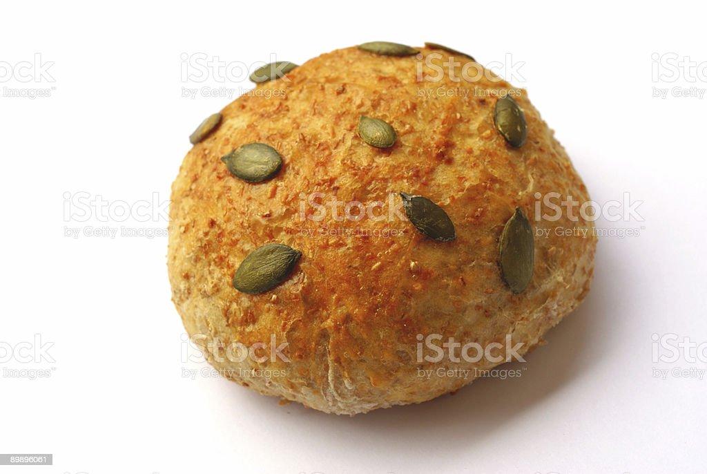 Caseras wholewheat ducha foto de stock libre de derechos