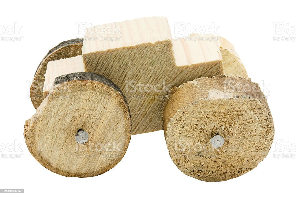 Homemade Wooden Car Toy Stock Photo Download Image Now Istock