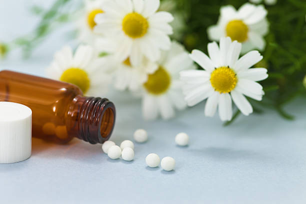 Best Chamomile Pills Stock Photos, Pictures & Royalty-Free