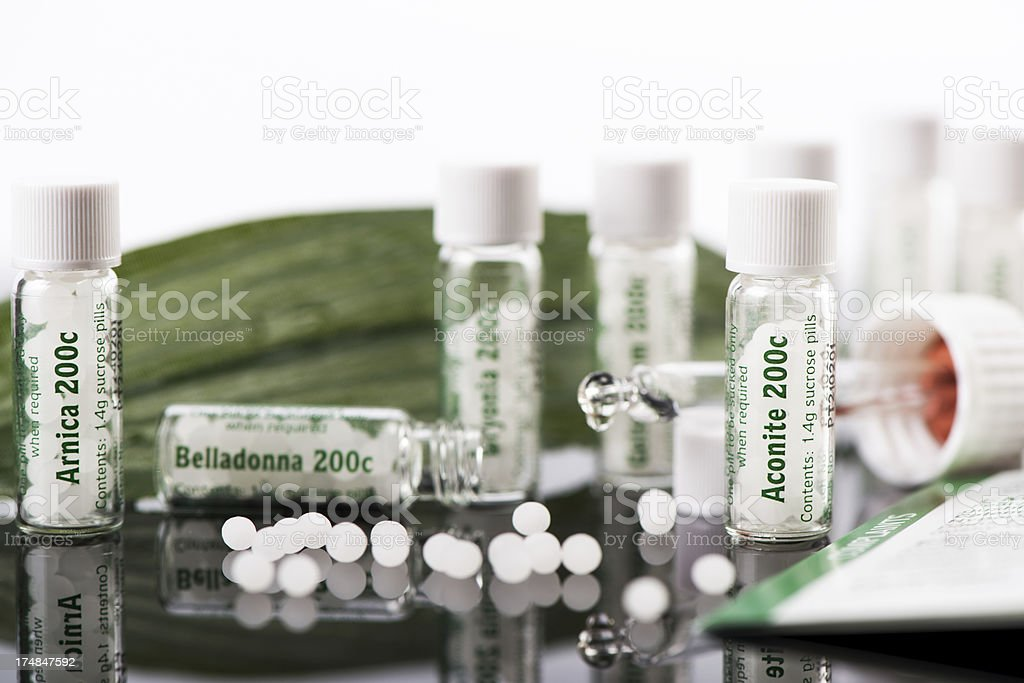 Homéopathie - Photo