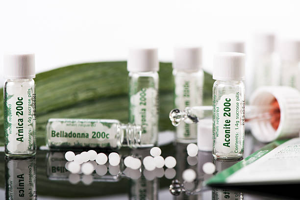 Best Homeopathic Medicine Stock Photos, Pictures & Royalty-Free