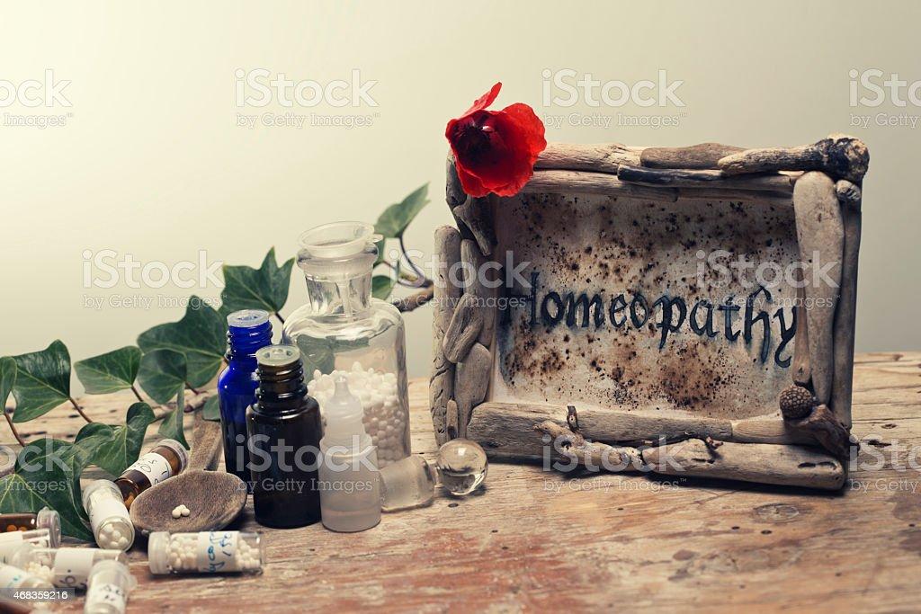 homeopathy royalty-free stock photo