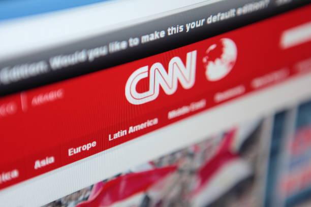 CNN-Homepage – Foto