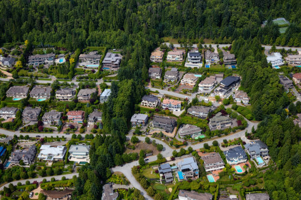 Homes in West Vancouver