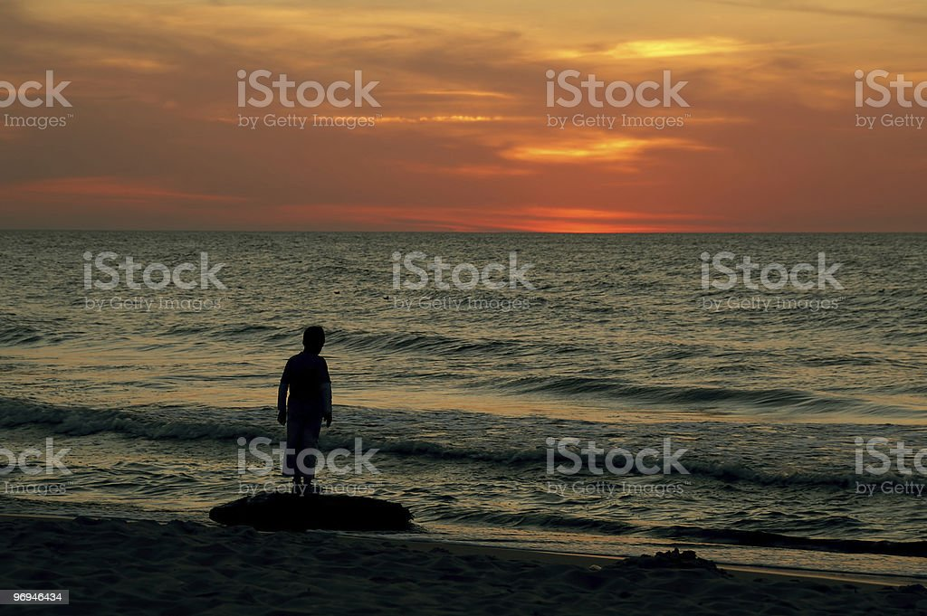 homesickness royalty-free stock photo