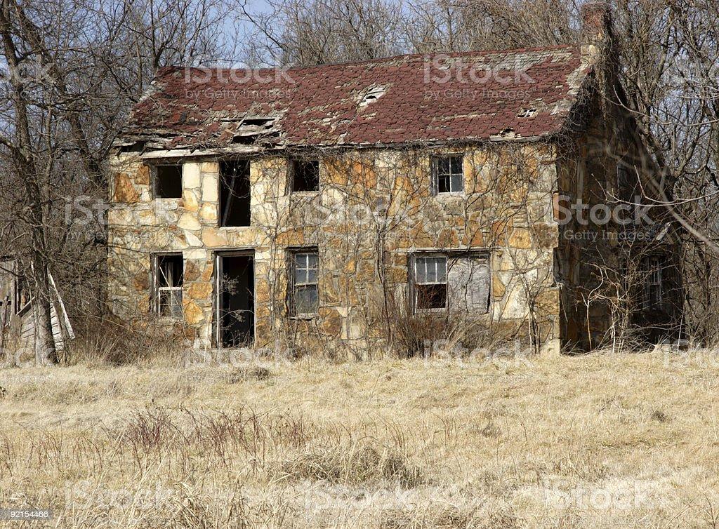 homestead royalty-free stock photo