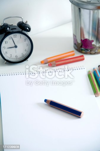 istock Homework background 171239928