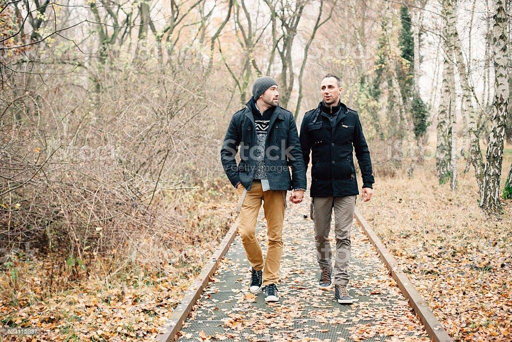 Homosexual walking in ny