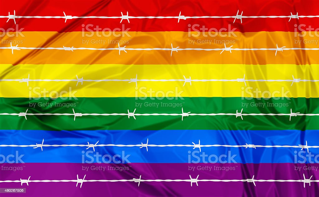 Homosexuality and Homophobia stock photo